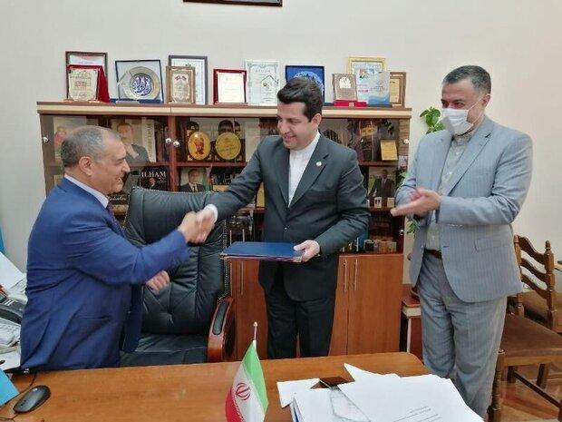 National libraries of Iran, Azerbaijan sign coop. agreement