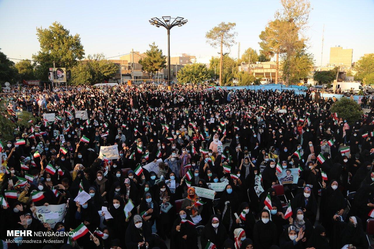 فضای استان های انتخاباتی تر شد/ نامزدهای ریاست جمهوری به کدام است
