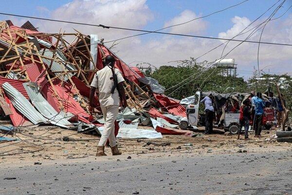 انفجار در مقر الشباب در سومالی/ بیش از ۶۰ تروریست کشته شدند