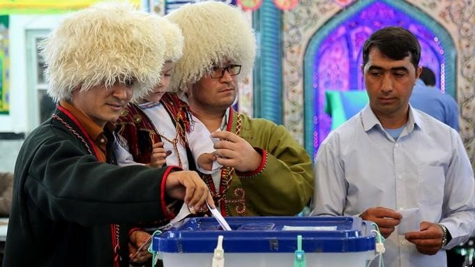 استانها روی موجب تبلیغات انتخاباتی/ «من رأی میدهم» کمپین شد