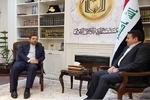 المتحدث باسم الخارجية الإيرانية يلتقي بمسؤولين عراقيين