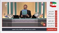 سوالات سوم مناظره دوم انتخابات ۱۴۰۰