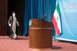 نشست سید ابراهیم رئیسی با اساتید و دانشجویان دانشگاه تهران