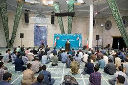 Ayetullah Reisi üniversite öğrencileri ile bir araya geldi