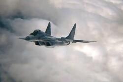 جنگنده «میگ -۲۹» بلغارستان از صفحه رادار محو شد