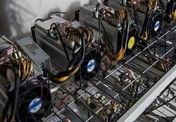 ۲۸ دستگاه ماینرقاچاق در شهرک صنعتی محمود آباد کشف شد