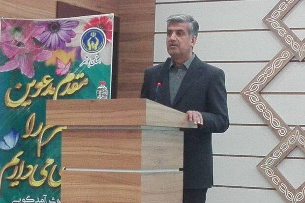 دنبال برونسپاری فعالیتهای کمیته امداد در استان بوشهر هستیم