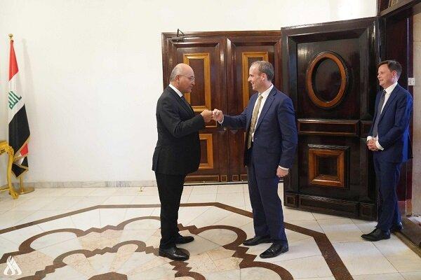 İngiltere ile Irak stratejik anlaşma imzaladı