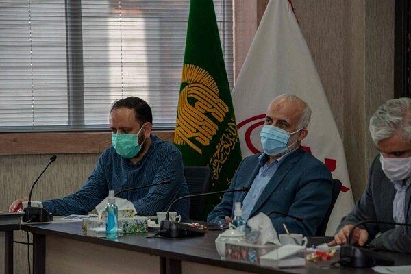 جلسه هم اندیشی دبیر شورای معارف سیما با آستان قدس رضوی برگزار شد