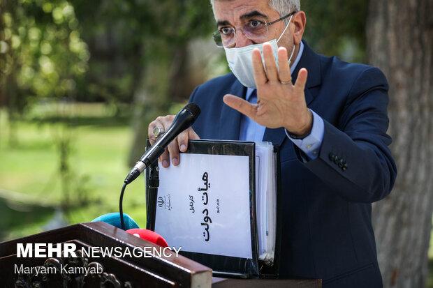 حاشیه جلسه 19 خرداد 1400 هیات دولت
