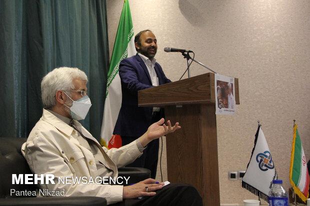 جلسه جلیلی با نمایندگان تعاونی ها