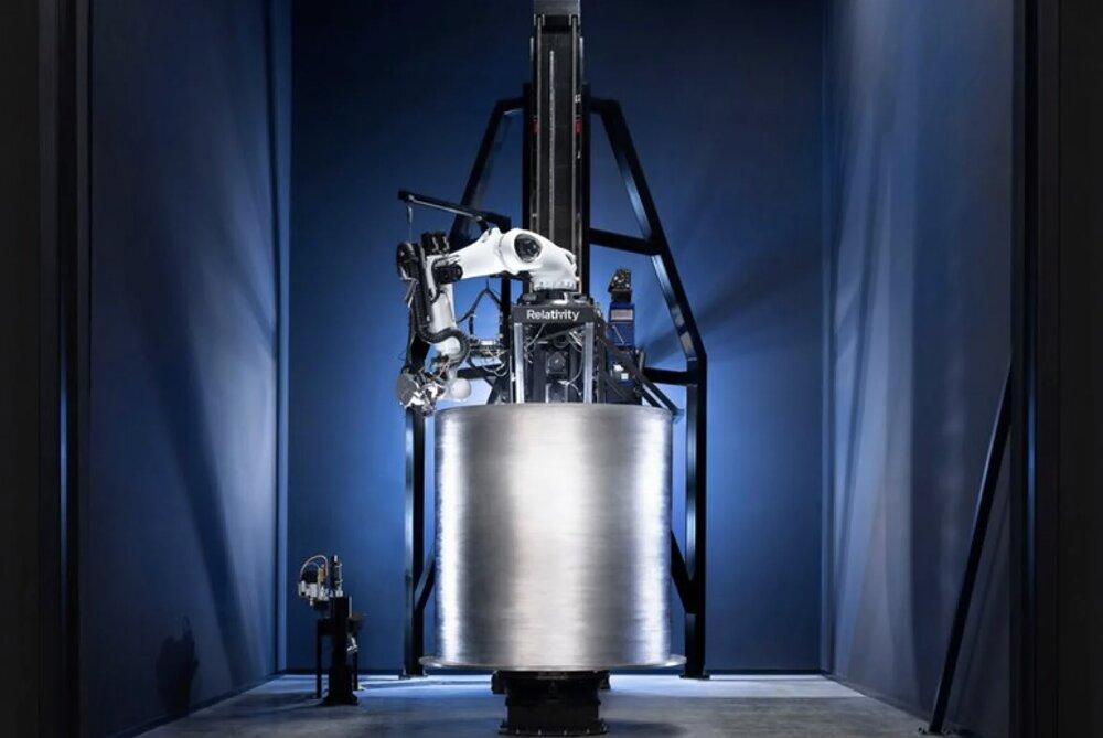 موشک چندبار مصرف با چاپ سه بعدی ساخته می شود