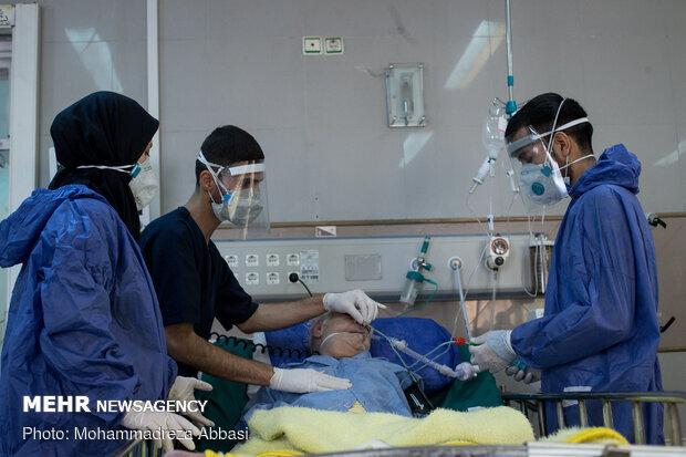۳۸۲ بیمار مبتلا به کرونا در مراکز درمانی زنجان بستری هستند