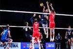 Iran loses to Serbia in 2021 VNL Week 3