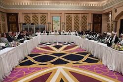 دیدار نماینده قطر با «زلمای خلیل زاد» و مذاکره کننده ارشد طالبان