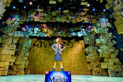 زمان اکران موزیکال رولد دال تعیین شد/ دومین «ماتیلدا» در سینما