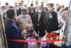 مرکز جامع سلامت شهید عبدالله آگاه شهر لطیفی لارستان افتتاح شد