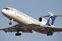 نقص فنی در هواپیمای پرواز تهران -کیش
