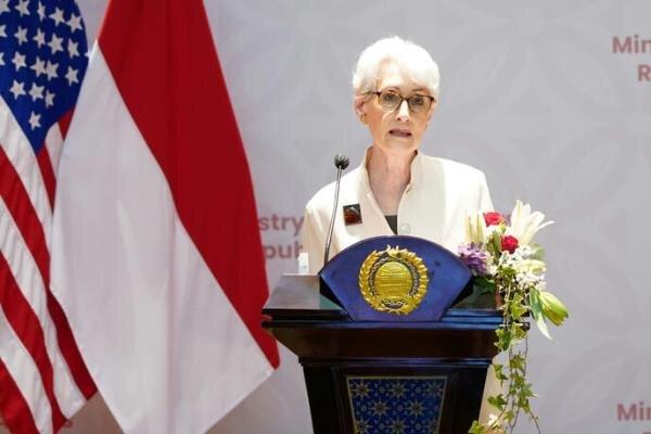 قائم مقام  وزارت خارجه آمریکا به چین می رود