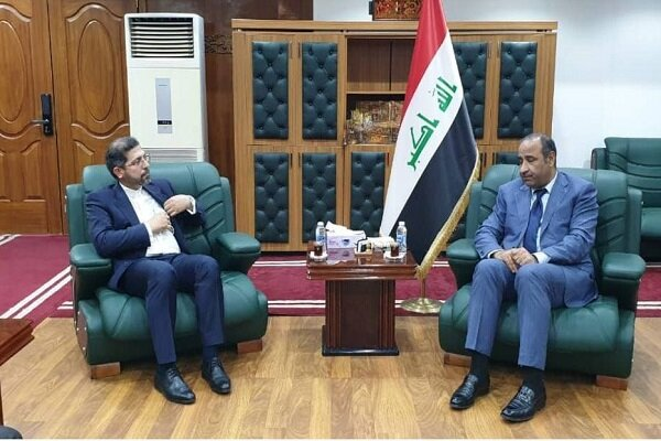 Iran, Iraq discuss expansion of cultural ties