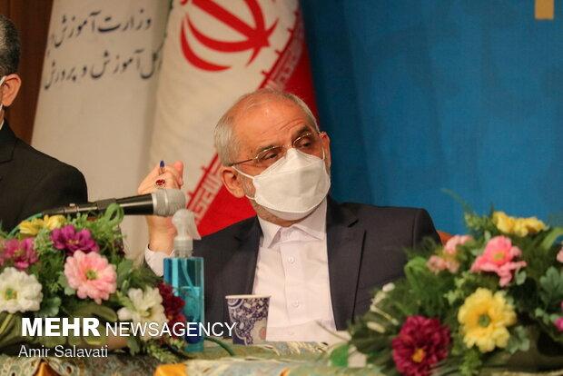سفر محسن حاجی میرزایی ، وزیر آموزش و پرورش به سمنان