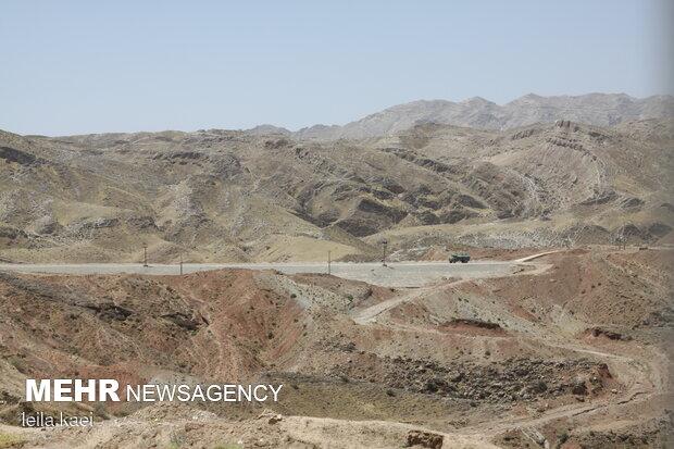 آبگیری سد «کنجانچم» در استان ایلام