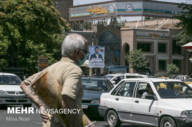 İran'da seçim kampanyası sürüyor
