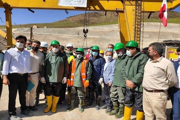 اختصاص450میلیاردتومان برای اتمام تونل انتقال آب به دریاچه ارومیه