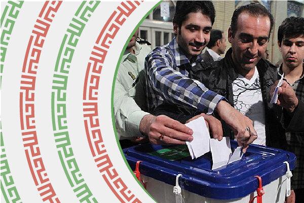«جشن انتخابات» در سراسر ایران آغاز شد