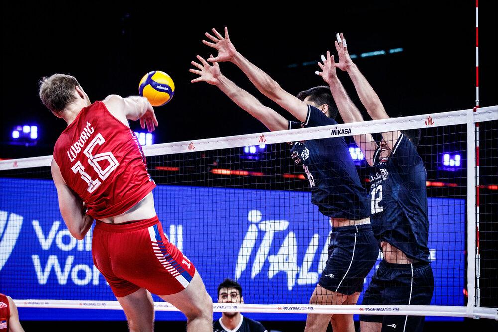 صربستان از سد تیم دوم ایران به سختی گذشت/ اشتباهاتی برای پخته شدن