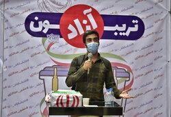 برگزاری تریبون آزاد از سوی ستاد دانشجویی رئیسی در البرز