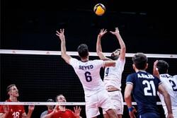 تیم قعرنشین نخستین حریف تیم ملی والیبال در هفته چهارم