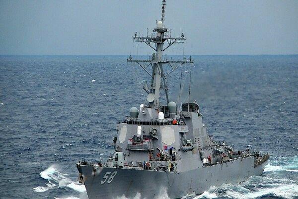 ناوشکن هستهای «لابون» آمریکا وارد دریای سیاه شد
