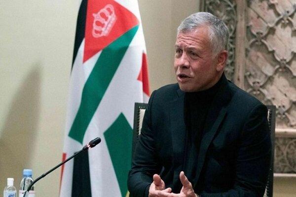 تماس تلفنی شاه اردن با بشار اسد