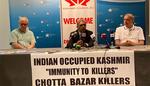 بھارت کو جموں و کشمیر کی علاقائی حیثیت اور آبادی کا تناسب بدلنے سے روکنے کا مطالبہ