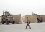 استهداف قاعدة عين الأسد التي تتواجد فيها قوات أمريكية غربي العراق بالصواريخ