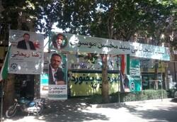 تب بالای انتخابات در بجنورد/ از هیاهو در شهر تا اجتماع مجازی