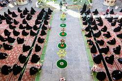 Marking birth anniv. of Hazrat Masoumeh in Qom