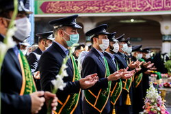«فرهنگسرای سیار زیارت» به ایستگاه راه آهن رسید