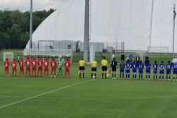 دو شکست سنگین تیم ملی فوتبال بانوان با حضور نایب رئیس و چند لژیونر