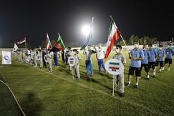 تقدیر کنفدراسیون ورزش های ناشنوایان آسیا از میزبانی کیش