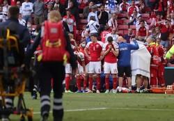 ادامه بازی فنلاند - دانمارک پس از شوک بزرگ