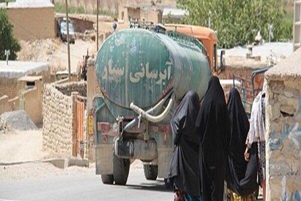 آبرسانی سیار به ۱۴۵ روستا در کرمانشاه طی سال ۱۴۰۰