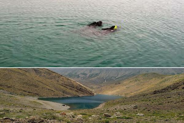 غرق شدن جوان ۲۵ ساله در دریاچه «هویر» دماوند