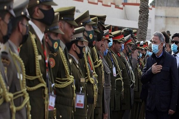 Turkish military delegation arrived in Tripoli unexpectedly
