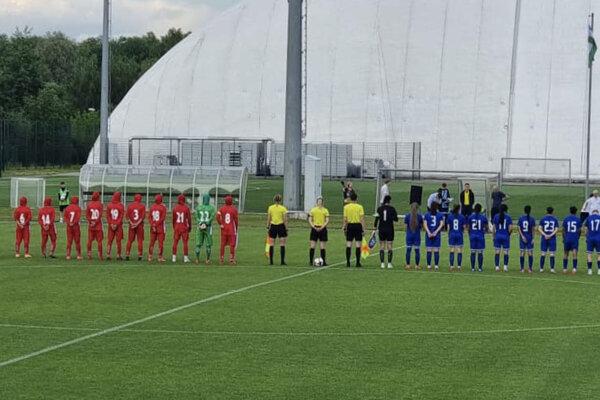 دو شکست سنگین تیم ملی فوتبال بانوان با حضور نایب رئیس وچند لژیونر