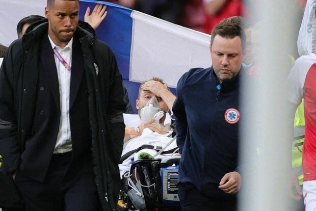 Erikson 'stable' in hospital as fans await more news