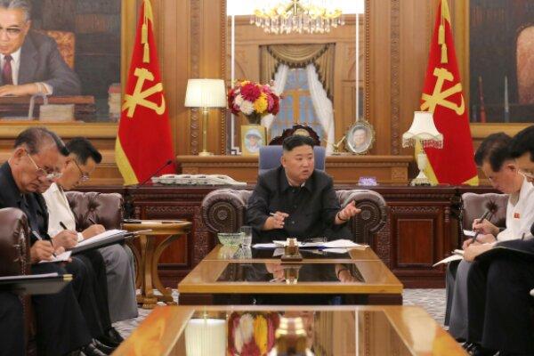 رهبر کره شمالی خواستار اتخاذ اقداماتی برای بهبود معیشت مردم شد
