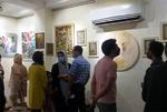 40 Iranian, Turkish paintings displayed in Intl. art Exhib.