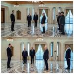 الأسد يتقبل أوراق اعتماد سفيري إيران وفلسطين لدى سورية